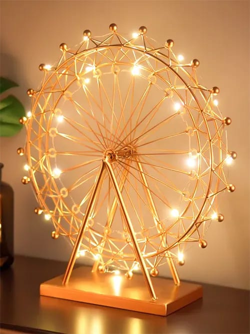 Ferris Wheel Desk Lamp