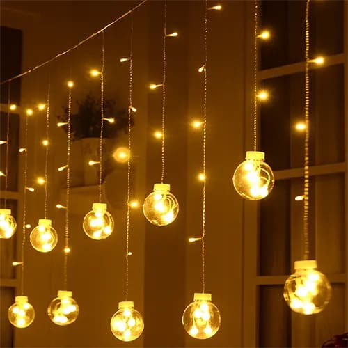 Festive Decorative Lights For Your Bedroom