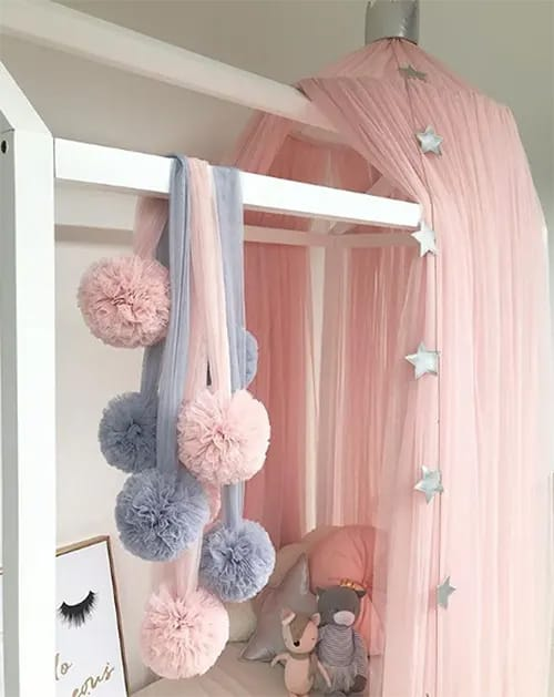 Garland Balls For Room Decor