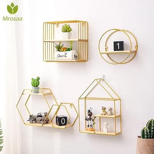 Modern Wall Storage Racks