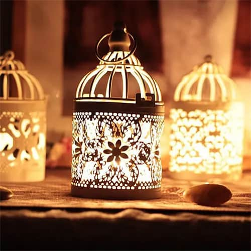 Moroccon Lantern Candle Holder