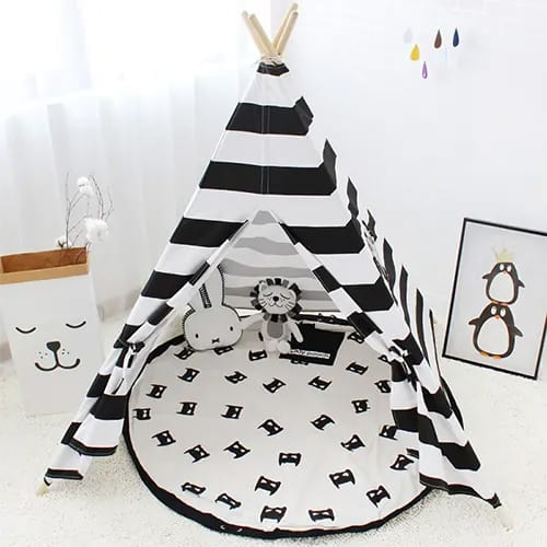 Nordic Teepee For Boys And Girls