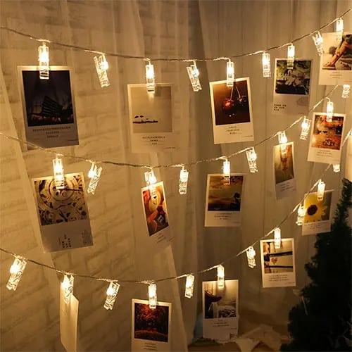 Retro Photo Hangers